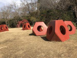 横浜こどもの国イサム・ノグチ