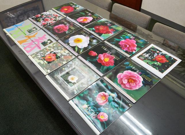 富士精版印刷より20190201 tsubaki_carendar_B