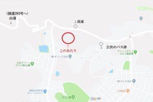 立伏の椿地図20190719
