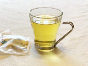 金花茶の花のお茶20190804_2