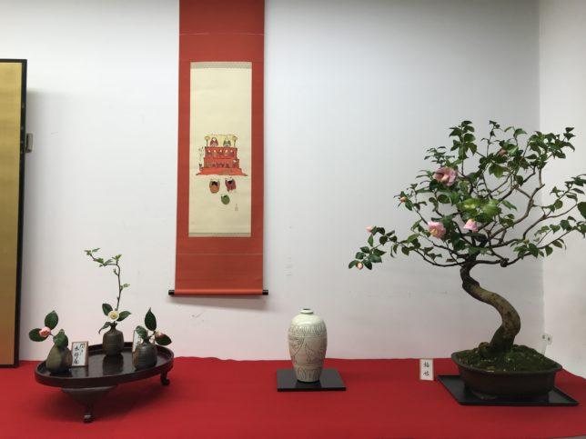 高岡つばき展20190309_1